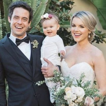 Meet Molly Sullivan Manno – Photos of Ali Fedotowsky's Daughter With Husband Kevin Manno