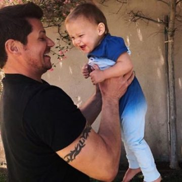 Meet Phoenix Robert Lachey – Photos of Nick Lachey's Son With Wife Vanessa Minnillo and Facts