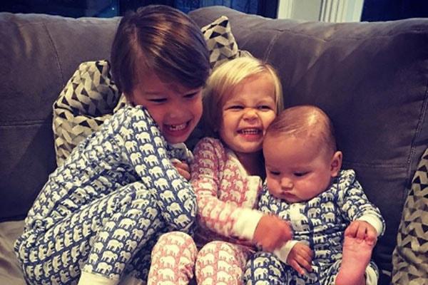 Nick Lachey's children, Phoenix Robert Lachey, Camden John Lachey and Brooklyn Elisabeth Lachey