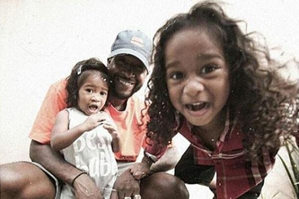 Omarion's son Megaa Omario