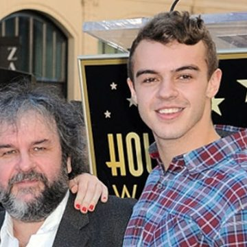 Meet Billy Jackson – Peter Jackson and Fran Walsh's son