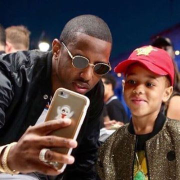 Meet Johan Jackson – Photos of Rapper Fabolous' Son With Partner Emily Bustamante
