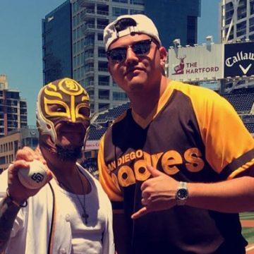 Meet Dominic Gutierrez – Rey Mysterio's son started Pro-wrestling training