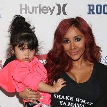 Meet Giovanna Marie LaValle – Photos of Snooki's Daughter With Husband Jionni LaValle