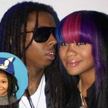 Meet Neal Carter – Photos of Lil Wayne's Son With Ex- Girlfriend Singer Nivea