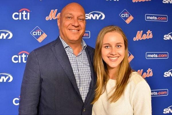 Steve Wilkos and daughter Ruby Wilkos