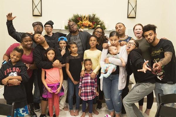 Zendaya's family