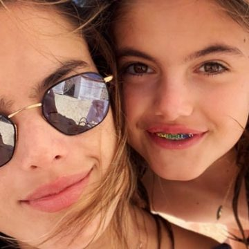 Anja Louise Ambrosio Mazur – Photos of Alessandra Ambrosio's Daughter With Ex-Partner Jamie Mazur