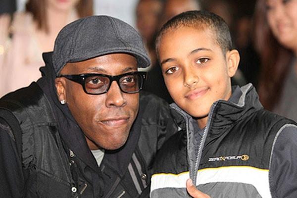 Arsenio Hall and son Arsenio Hall Jr