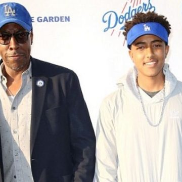Meet Arsenio Hall Jr. – Photos of Comedian Arsenio Hall's Son With Ex-Partner Cheryl Bonacci