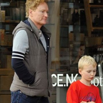 Meet Beckett O'Brien – Photos of Conan O'Brien's Son With Wife Liza Powel O'Brien