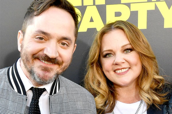 Ben Falcone's wife, Melissa McCarthy