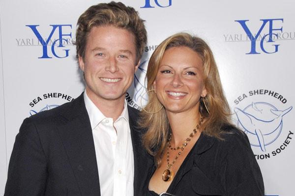 Billy Bush and wife Sydney Davis