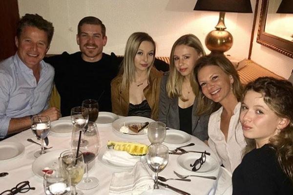 Billy Bush's family