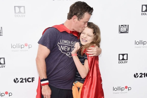 Billy Bush and daughter Lillie Bush