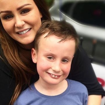 Meet Blakely Hayes-Bates – Photos of Chanelle Hayes' Son With Ex-Boyfriend Matthew Bates