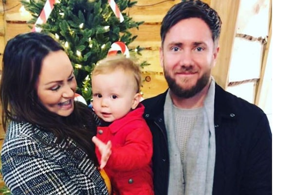 Chanelle Hayes is the son of Frankie Edward Oates and ex-partner Ryan Oates