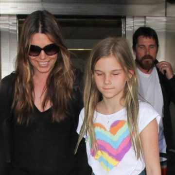 Meet Emmeline Bale – Photos of Christian Bale's Daughter with Wife Sibi Blazic