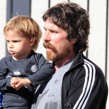 Meet Joseph Bale – Photos of Christian Bale's Son with Wife Sibi Blazic
