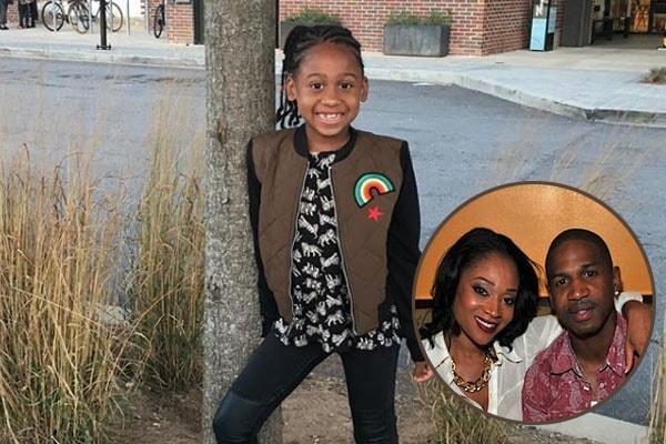 Stevie J and Mimi Faust's daughter Eva Giselle Jordan