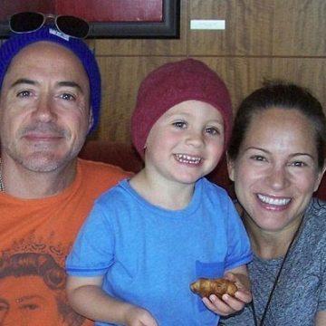 Meet Exton Elias Downey – Photos of Robert Downey Jr.'s With Wife Susan Downey