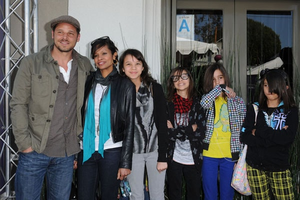 Daughters of Justin Chambers