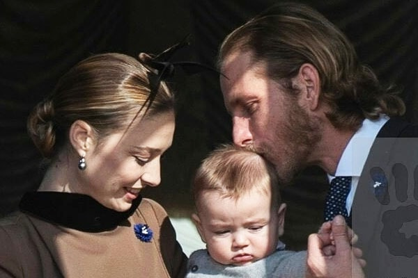 Beatrice Borromeo's Son