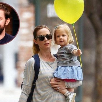 Meet Hazel Krasinski – Photos of John Krasinski's Daughter with Wife Emily Blunt