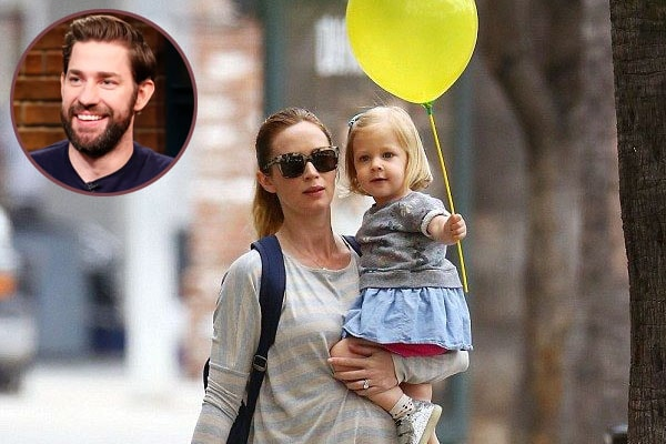 Meet Hazel Krasinski – Photos of John Krasinski's Daughter ...