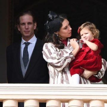 Meet India Casiraghi – Photos of Andrea Casiraghi's Daughter With Wife Tatiana Santo Domingo