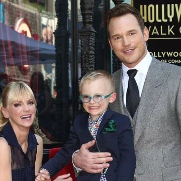 Jack Pratt's Mother Anna Faris Doesn't Want Him To Be Actor Like Father Chris Pratt