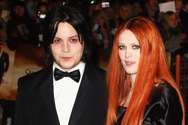 Jack White and his wife Karen