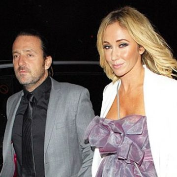 Meet Vicente Juan Spiteri – Photos of Jenny Frost's Husband and Father of Three