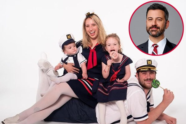 All Four Children Of Jimmy Kimmel With Different Partner Facts And Photos Kimmel and comedy writer molly mcnearney welcomed baby jane kimmel, who was named after the comedian's grandmother, on thursday, july 10. all four children of jimmy kimmel with