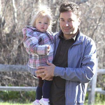 Meet Winnie Rose Fallon – Photos of Jimmy Fallon's Daughter With Wife Nancy Juvonen
