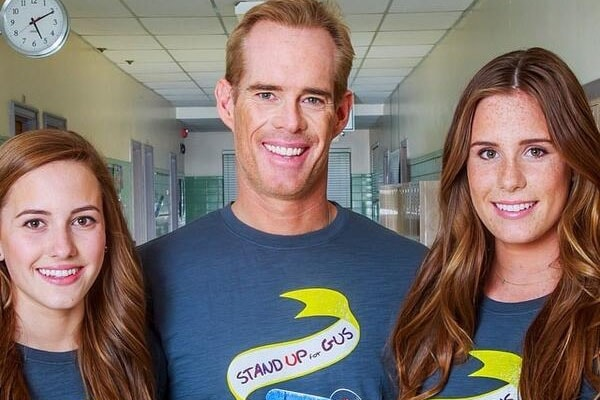 Joe Buck's daughters- Natalie Buck and Trudy Buck