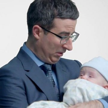 John Oliver Welcomed A Second Son With Wife Kate Norley But Kept Quite About It