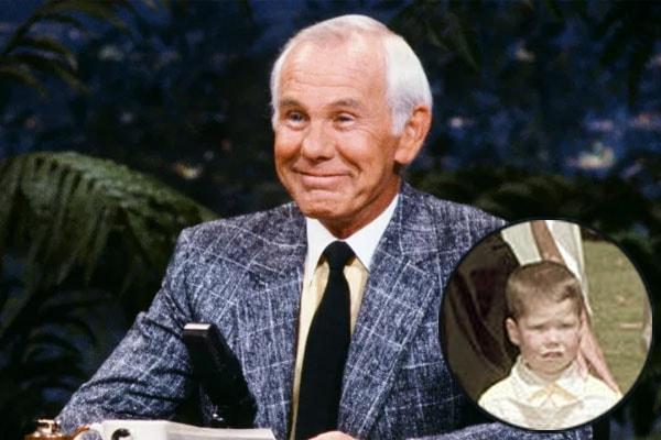Richard Carson, Johnny Carson's son