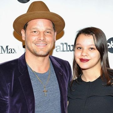 Meet Isabella Chambers – Photos of Justin Chambers' Daughter With Wife Keisha Chambers