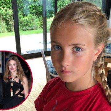 Meet Neva Portman – Photos of Natalia Vodianova's Daughter With Ex-Husband Justin Portman