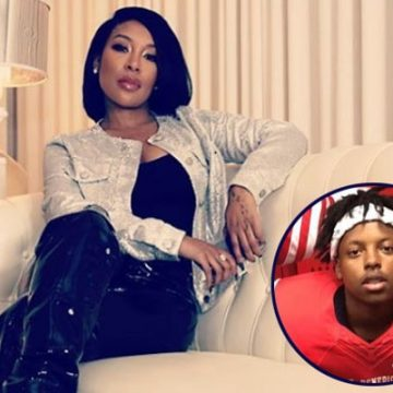 Meet Chase Bowman – Photos of K. Michelle's Son With Baby Daddy Brian Bowman