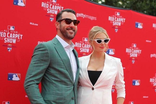 Kate Upton's husband Justin Verlander