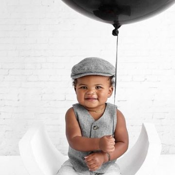 Meet Kenzo Kash Hart – Photos and Facts of Kevin Hart's Son With Ex-Wife Torrei Hart