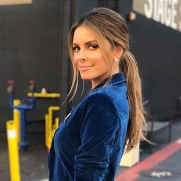 Maria Menounos Wants Baby But Wants to Try Surrogate Mother. Here's Why?