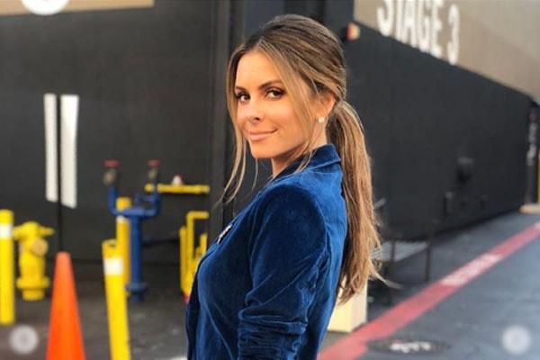 Maria Menounos, american host