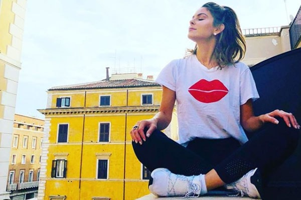 Maria Menounos surrogacy