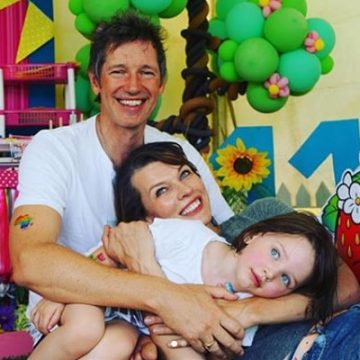 Meet Dashiel Edan Anderson – Photos of Milla Jovovich's Daughter with Husband Paul W. S. Anderson
