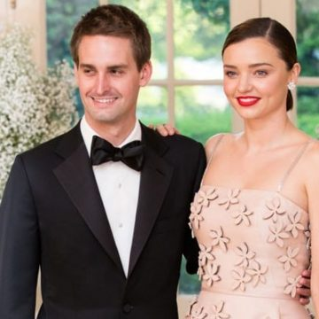 Meet Hart Spiegel – Photos and Facts of Miranda Kerr's Son With Husband Evan Spiegel
