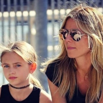 Meet Helene Boshoven Samuel – Photos of Heidi Klum's Daughter With Ex-Husband Seal and Ex Flavio Briatore