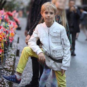 Meet Viktor Portman  – Photos of Natalia Vodianova's Son With Husband Ex-Husband Justin Portman